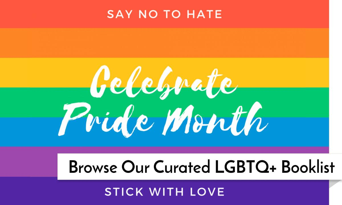 Browse our curated LGBTQ book list