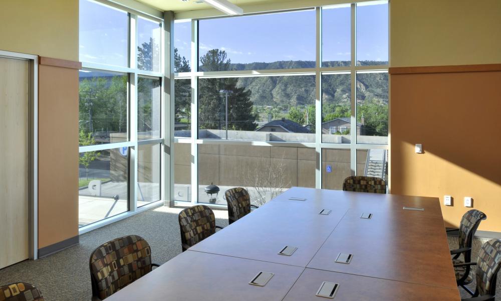 Rifle Branch Meeting Room