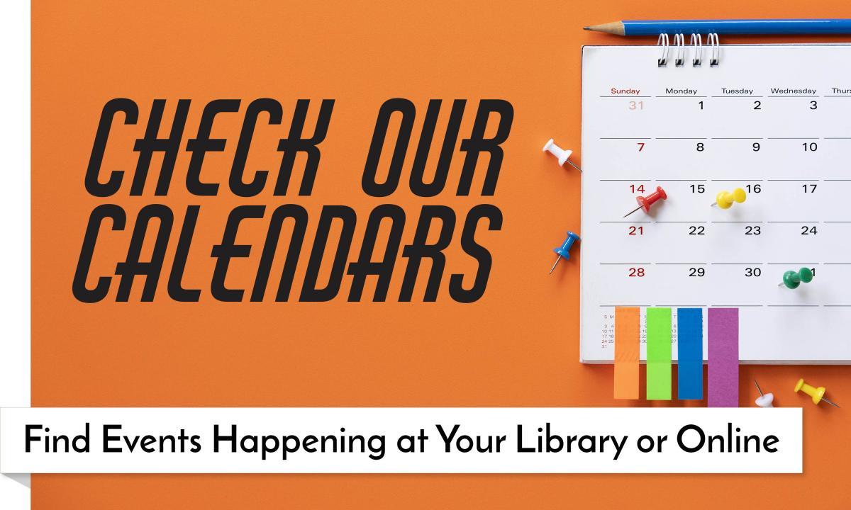 View Event Calendars